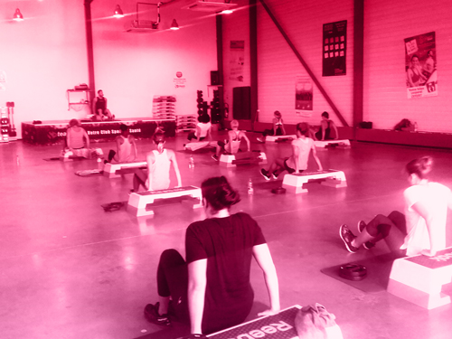 grande_salle cours collectif salle de sport castelsarrasin S'team Concept